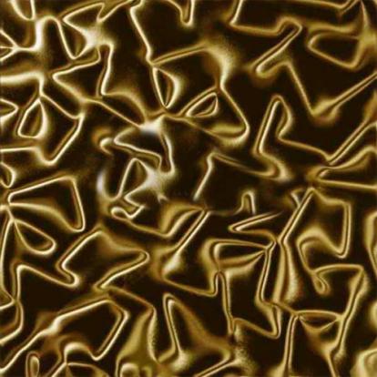 Изображение Стеновые панели 3D панели Little Cloth Золото 004337 200*300